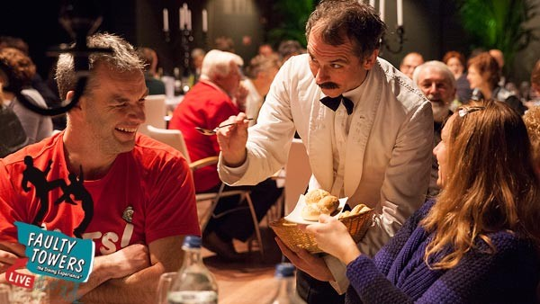Faulty Towers: The Dining Experience Contest