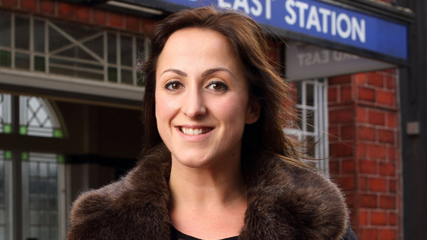 EastEnders 274, May 2015: Natalie Cassidy (SONIA FOWLER) Photo: Jack Barnes (c) BBC 2013