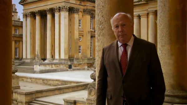 Great WWI Houses with Julian Fellowes - Blenheim Palace