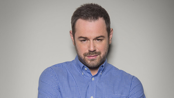 EastEnders 275: Mick Carter (Danny Dyer) Photo: Ray Burmiston (c) BBC 2013
