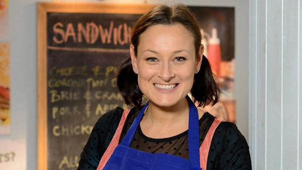 EastEnders 275: Tina Carter (Luisa Bradshaw White) Photo: Kieron McCarron (c) BBC 2013