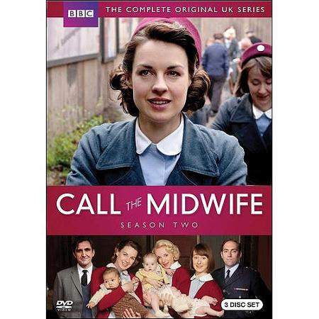 Call the Midwife S2 DVD Cover