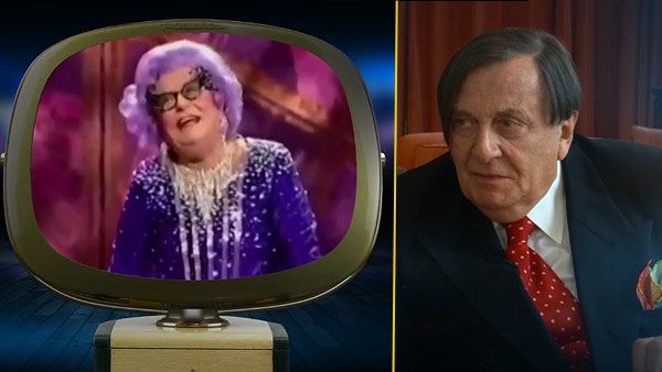 Conversations with Conrad: Barry Humphries