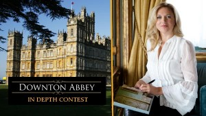 Downton In Depth Contest with Jessica Fellowes - Feature Image No Author