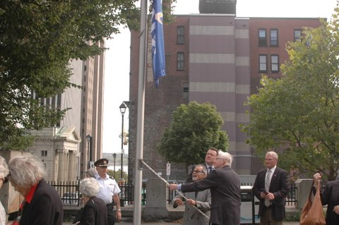 Senior Savvy: CARP Nova Scotia Chapter 22 flag raising in Halifax for National Seniors Day