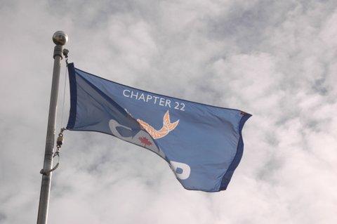 Senior Savvy: CARP Chapter 22 flag flies high on National Seniors Day