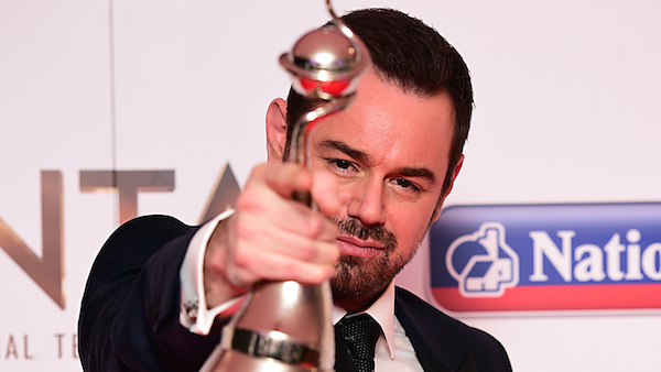 Danny Dyer - National Television Awards 2016 - NTA