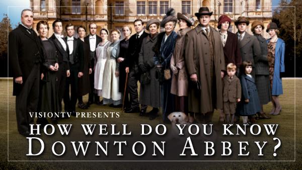 Downton Abbey Ultimate Trivia Challenge