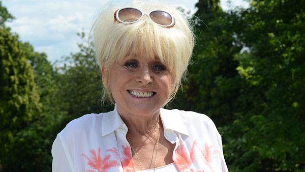 EastEnders (Set 284): Peggy Mitchell (BARBARA WINDSOR) Photo: Kieron McCarron (c) BBC 2014