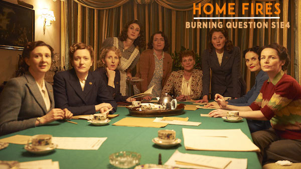 Home Fires Burning Question S1E4