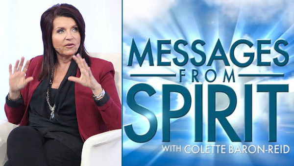 Messages From Spirit with Colette Baron-Reid