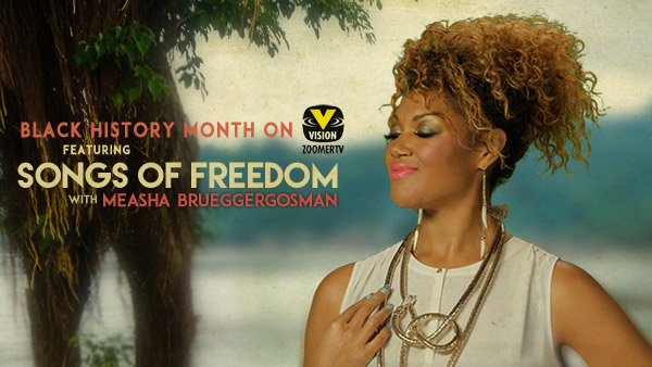 Black History Month on VisionTV