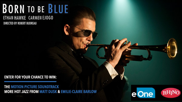 Born to Be Blue and Jazz It Up Contest