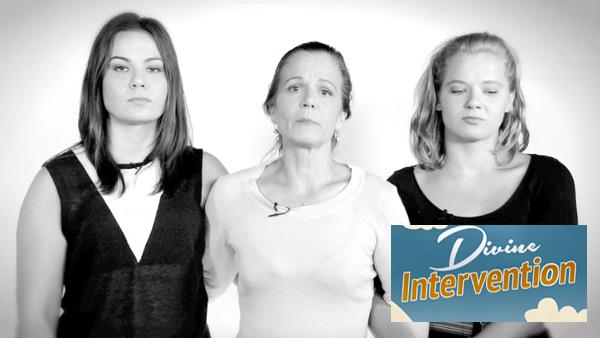 Divine Intervention S1E5: Catherine, Victoria, Christina