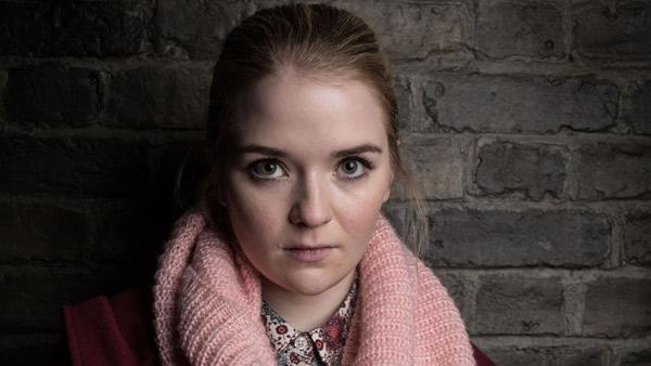 EastEnders (287): Abi Branning (LORNA FITZGERALD) Photo: Kieron McCarron/Jack Barnes (c) BBC 2015