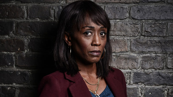 EastEnders (Set 287): Denise Fox (DIANNE PARISH) Photo: Jack Barnes/Kieron McCarron (c) BBC 2015