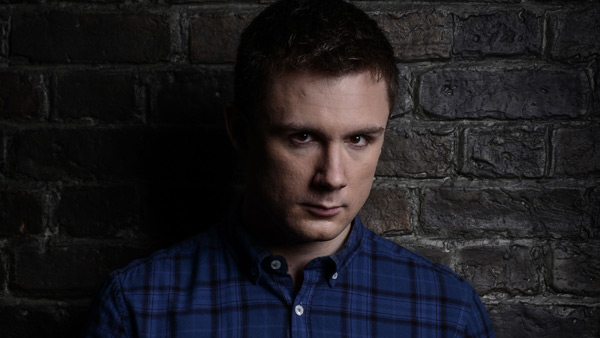 EastEnders (287): Lee Carter (DANNY-BOY HATCHARD) Photo: Kieron McCarron/Jack Barnes (c) BBC 2015