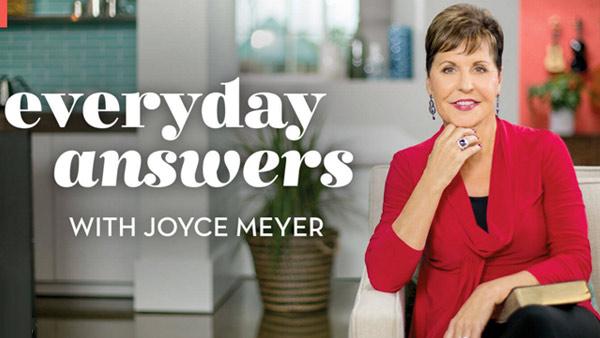 Joyce Meyer Everyday Answers