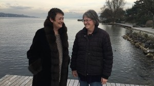 My Life My Choice: Kathy and Lesley in Switzerland