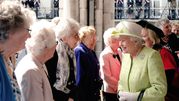 Enjoy These Photos Videos Of Queen Elizabeth IIs 90th Birthday Festivities