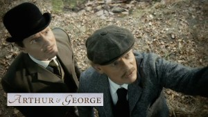 Arthur and George: Snapshots of Suspense E2