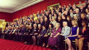 Royals - British Oscars