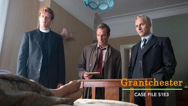 Grantchester Case File S1E3