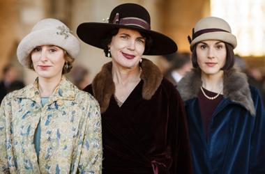 Downton Abbey S6 - Edith, Cora, Mary