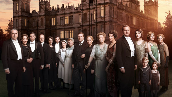 Downton Abbey S6 Cast