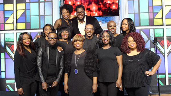 People Who Sing Together S1E4: Jully Black with Faith Chorale