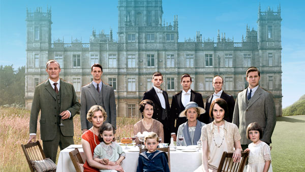 Downton Abbey Day at William Ashley 2016