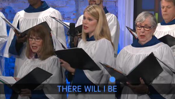 St. Timothy's Chuch Choir - PWST