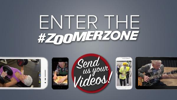 ZoomerZone - Promo Banner