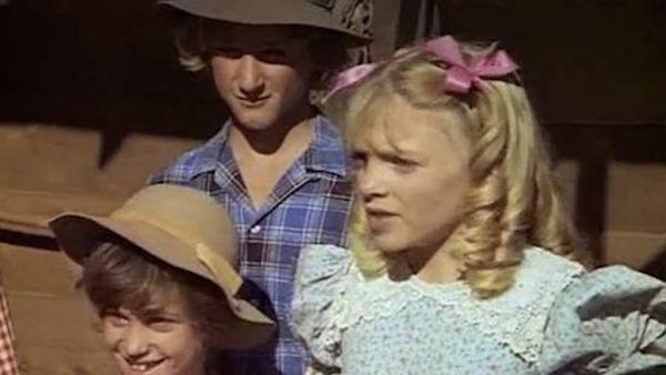 Little House on the Prairie - Sean Penn