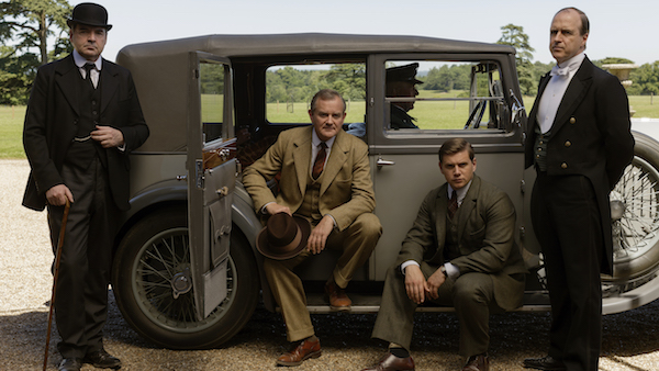 Downton Abbey S6E9