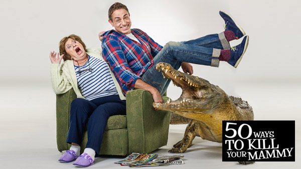50 Ways to Kill Your Mammy on VisionTV