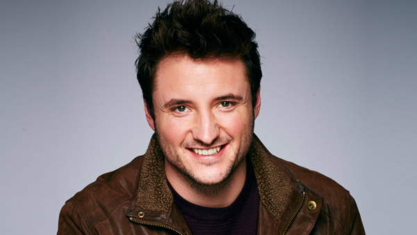 EastEnders 2015/16: Martin Fowler (JAMES BYE) Photo: Nicky Johnston (c) BBC 2016