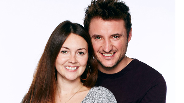 EastEnders 2015/16: Stacey Branning (LACEY TURNER), Martin Fowler (JAMES BYE) Photo: Nicky Johnston (c) BBC 2016