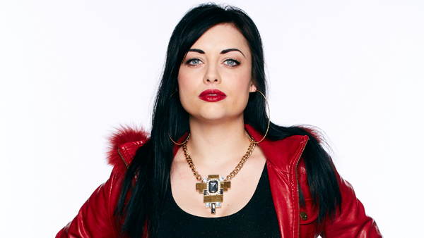 EastEnders 2015/16: Whitney Dean (SHONA McGARTY) Photo: Nicky Johnston (c) BBC 2016