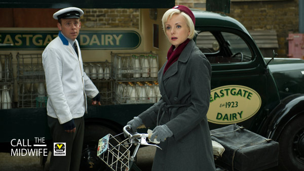 Call the Midwife Moment S4E1
