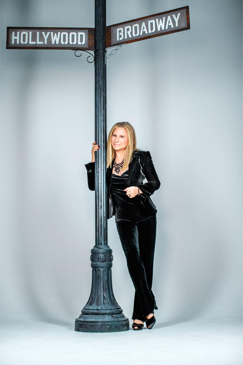 Welcome to Barbra Streisand's Encore