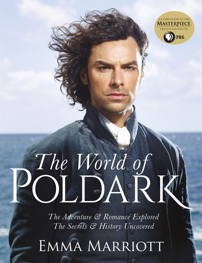 Escape with Poldark Contest: The World of Poldark - Emma Marriott