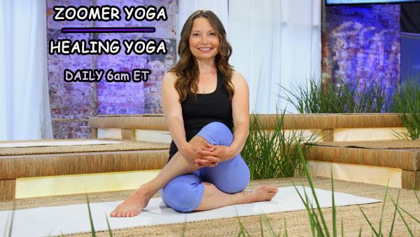 Zoomer Yoga - Healing Yoga