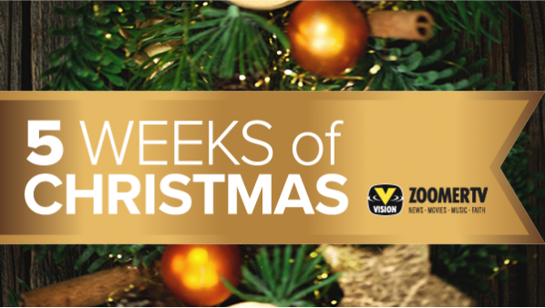 5 Weeks of Christmas 2016 on VisionTV