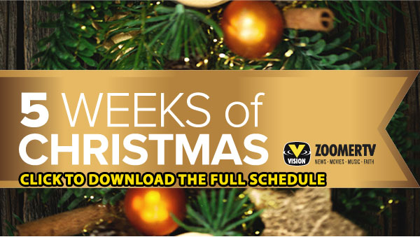 VisionTV 5 Weeks of Christmas 2016