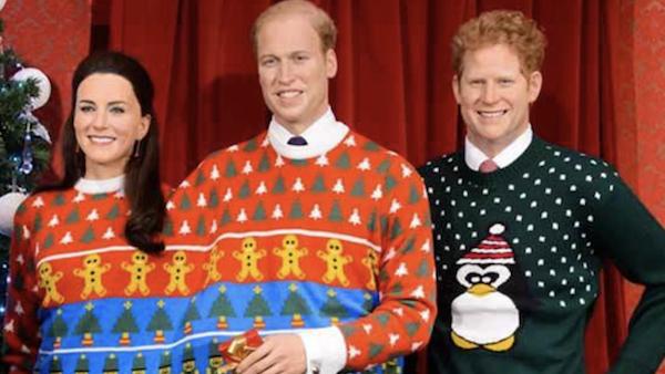 Royal Family Wax