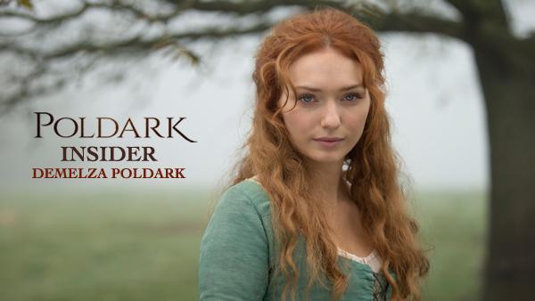 Poldark S2: Poldark Insider - Demelza Poldark