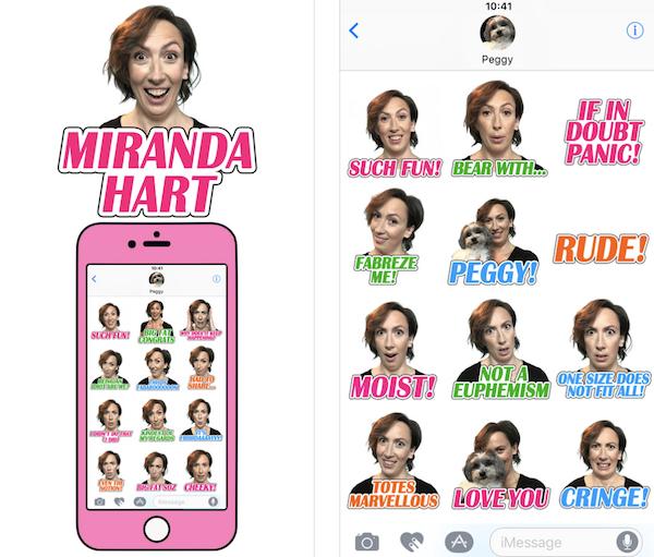 Miranda Hart - iPhone App