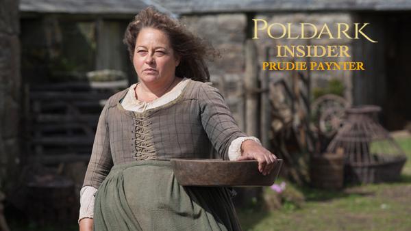 Poldark Insider: Beatie Edney is Prudie Paynter