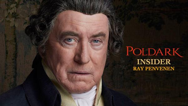 Poldark Insider: John Nettles is Ray Penvenen